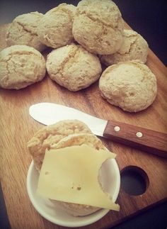 Wicked sweet kitchen: Nopeat sämpylät ilman hiivaa