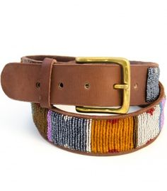 These+stylish+leather+belts+are+1.5+inches+wide+(which+will+fit+through+all+belts+loops)+and+have+a+small+chunky+brass+buckle.+The+belt+is+fully+beaded+(which+takes+a+whole+day+to+be+hand+sewn).+We+now+have+a+variety+of+different+colours,+so+you+can+now+match+your+belt+with+your+flip+flops,+or+simply+enjoy+the+luxury+of+a+having+a+different+belt+for+every+occasion!++++1.5+inches+wide++++Brass+Buckle
