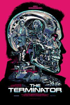 The Terminator by Christopher Cox – DaVinci's Dreams
