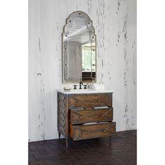 MALIBU SINK CHEST   Ambella Home #Vanity #Bathroom #Furniture #Sinks  #Faucets | Sink Chests, Medium (34 To 36.5) | Pinterest | Bathroom Furniture