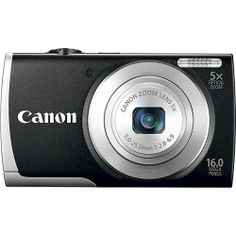 For our Honeymoon in Maui ... Canon - PowerShot A2600 16.0-Megapixel Digital Camera - Black