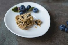 Blueberry Oat Granol