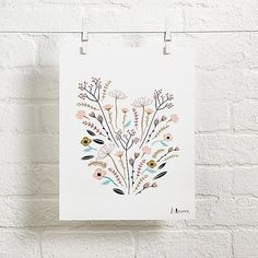Bloom Wall Art | The Land of Nod