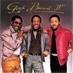 THE GAP BAND / The Gap Band IV (1982)