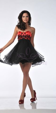 http://www.promdressline.com/little-black-dresses/black-n-red-embroidery-strapless-sweetheart-tulle-layered-short-flare-skirt-prom-dress-2012-s5867.html