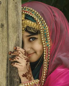 Beautiful face from Oman