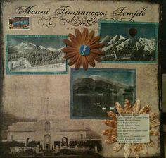 Mt. Timpanogos Temple (American Fork, Utah) page.