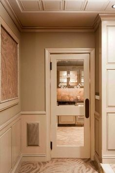 Movie Theater Snack Room Door - Transitional - Basement - other metro - by Custer Design Group
