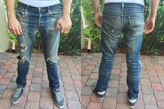 A.P.C. Petit Standard (3 Years, 1 Month, 3 Washes). Go to: http://hddls.co/fade-friday-apcps