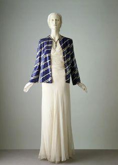 Mainbocher(Main Rousseau Bocher). Fue otro diseñador importante ,dueño de la casa Mainbocher (1929) en EEUU que vistió durante mucho tiempo a la Duquesa de Windsor: Wallis Simpson.