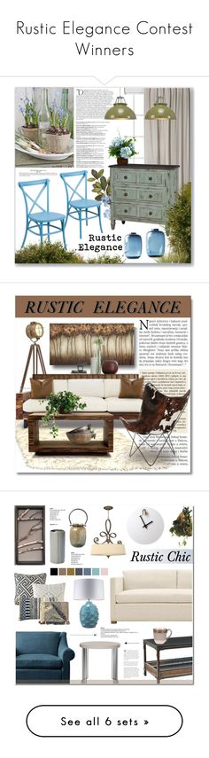"""""""Rustic Elegance Contest Winners"""" by samantha-1221 ❤ liked on Polyvore featuring interior, interiors, interior design, home, home decor, interior decorating, Balmain, Nate Berkus, CALLIGARIS and Original BTC"""