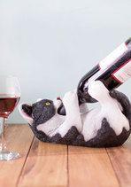Fine Feline Wine Bottle Holder | Mod Retro Vintage Kitchen | ModCloth.com 21st birthday gift? ;)