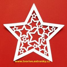 Hvězda Brother Scan And Cut, Kirigami, Free Printables, Free Pattern, Quilts, Cards, Christmas, Design, Holidays