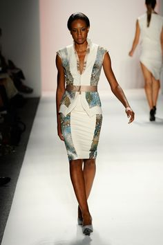 The Art Institute Of New York City - Runway - Spring 2013 Mercedes-Benz Fashion Week