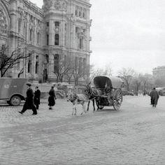 Plaza de Cibeles 1939