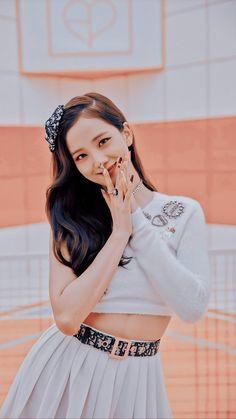 Kpop Girl Groups, Korean Girl Groups, Kpop Girls, Blackpink Jisoo, Photo Polaroid, Blackpink Poster, Photographie Portrait Inspiration, Mode Kpop, Black Pink Kpop