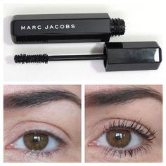 Marc Jacobs Velvet Noir Major Volume Mascara Review, Photos | Beauty Junkies Unite
