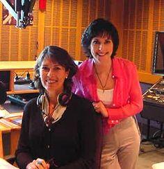 ADWR promotion: Enya with Sally Loane, Sydney