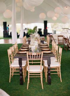 #tablescapes  Photography: Lauren Kinsey Fine Art Wedding Photography - www.laurenkinsey.com  Read More: http://www.stylemepretty.com/2013/09/27/alys-beach-florida-wedding-from-lauren-kinsey/