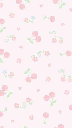 * 背景 素材 さくらんぼ *の画像 プリ画像 Glam Wallpaper, Wallpaper Kawaii, Cute Pastel Wallpaper, Phone Screen Wallpaper, Macbook Wallpaper, Aesthetic Pastel Wallpaper, Iphone Background Wallpaper, Disney Wallpaper, Aesthetic Wallpapers