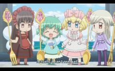 Yumeiro Patissiere SP Professional Ep 5: Adventure in the Sweets ...
