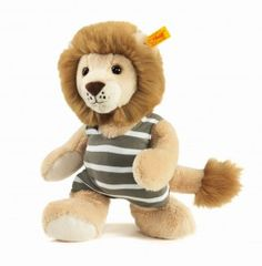 Steiff Dangling Stuffed Lion