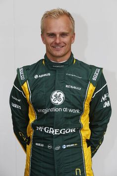 Heikki Kovalainen back to the world of Formula 1 - 2013 Bahrein GP