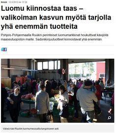 http://yle.fi/uutiset/luomu_kiinnostaa_taas__valikoiman_kasvun_myota_tarjolla_yha_enemman_tuotteita/8301057
