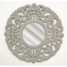 Fetco Home Decor Temora Mirror
