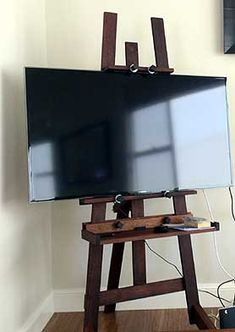 tv on an easel - Google Search
