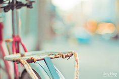 #photography City Bicycle by JoyHey, via Flickr