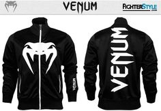 Venum Giant Track Jacket at http://www.fighterstyle.com/venum-track-jacket-giant/