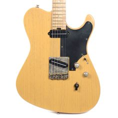 Asher T-Deluxe Butterscotch Relic (Serial #860)
