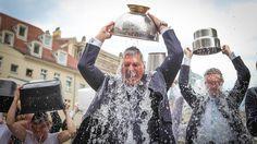 """Zwei Jahre nach dem Hype: Was bleibt von der """"Ice Bucket Challenge""""?"""