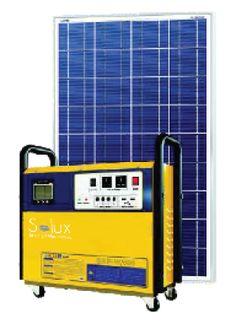 Sustentabilidade Energética Solar Termosolar e Eólica : Sistemas de Energia Solar Fotovoltaico fora da red...