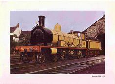 HIGHLAND RAILWAY Built Glasgow1894 Diesel Locomotive, Steam Locomotive, Station To Station, Milwaukee Road, Train Truck, New York Central, Thomas And Friends, Glasgow, Planes