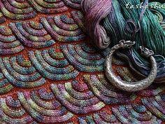 Ravelry: Jewel Dragon pattern by Svetlana Gordon