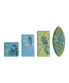 Love this Insect Tray Set on #zulily! #zulilyfinds. Use these with the pin above and you have got a set to remember.