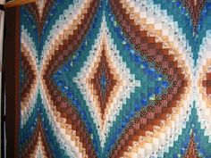 bargello quilt | Bargello Quilt