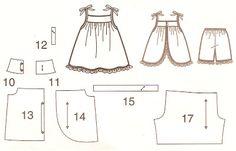 Quer criar e desenvolver o seu próprio vestido infantil? Neste artigo trazemos diversos moldes para você mesma fazer. Imprima e comece agora mesmo.