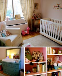 another great nursery for Distant Future Baby