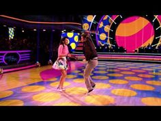 Bethany & Derek's Jive - Dancing with the Stars - YouTube