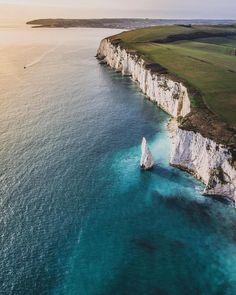 """earth: """"The Dorset Coast, United Kingdom @ """""""