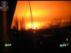 Ukraine Atomic Nuclear Explosion that occurred on February 2015
