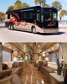Million-dollar RVs luring the wealthy - Business - US business - Bloomberg Businessweek - NBCNews.com
