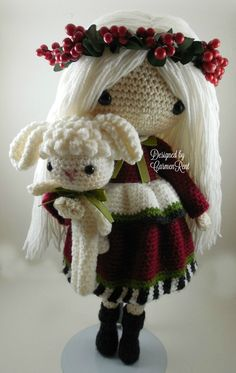 https://www.etsy.com/uk/shop/CarmenRent ♡ lovely doll