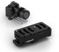 The Edelkrone Pocket Rig. World's most compact and lightweight DSLR rig.