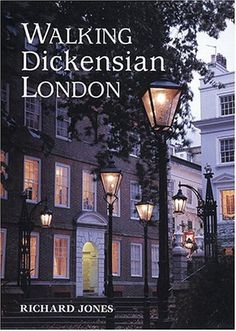 """How perfect would it be to go back to your hotel at night and read """"A Christmas Carol"""" after spending the day: Walking Dickensian London: Twenty-Five Original Walks Through London's Victorian Quarters (Interlink Walking Guides) by Richard Jones, http://www.amazon.com/dp/1566565898/ref=cm_sw_r_pi_dp_rbATqb14ZXD2H"""