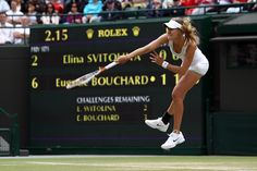 Milos Raonic rocketed up the ATP rankings. Stay tuned for Eugenie Bouchard to soon do the same on the WTA. She cruised through the competition at Wimbledon and claimed the Girl's title without dropping a set. Canadian tennis is seems to be surging as Vancouver's Filip Peliwo will also play for the title on the Boy's side Sunday.