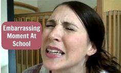 Post image for Vlogging Workshop: Embarrassing Moment At School